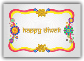 image relating to Printable Voucher titled Diwali 1: printable voucher