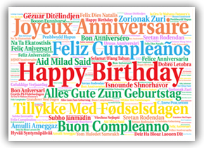 picture relating to Printable Voucher known as Birthday (3): printable voucher