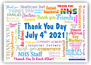 Thank You Day 2021